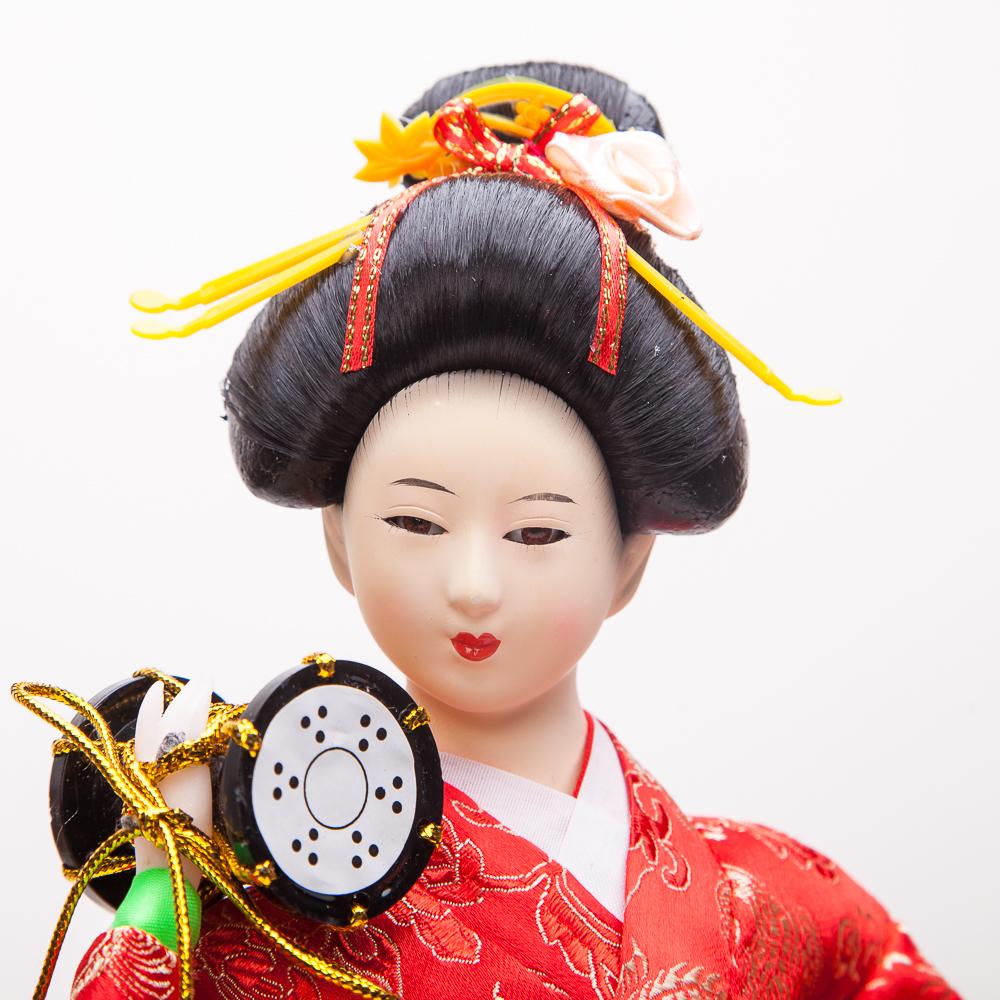 Asian doll massage