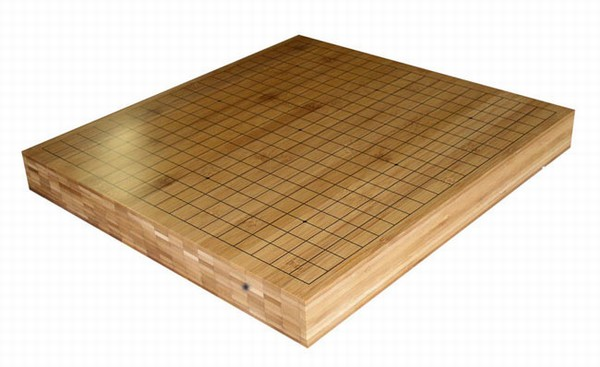 ... Bamboo Go Game Board. Zoom