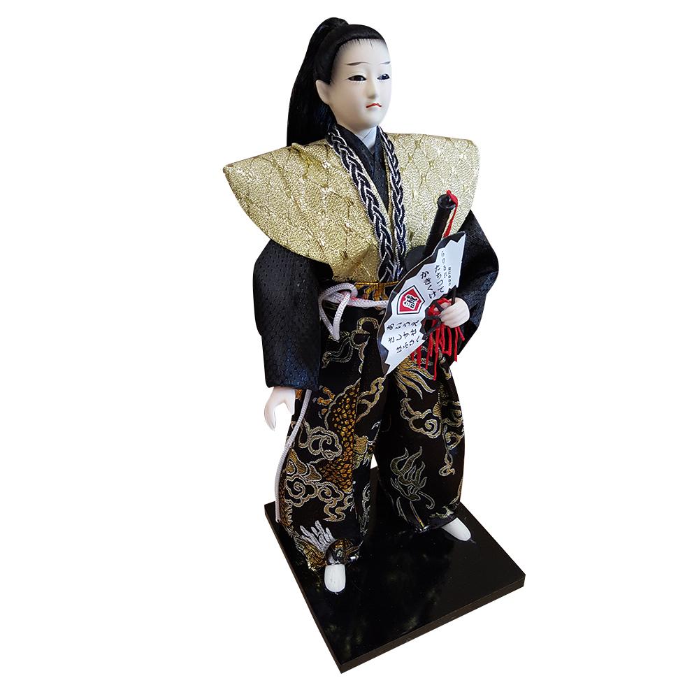 12quot Japanese Samurai Doll THY2008 12 : ZSRY2008 12 from moriental.com size 1000 x 1000 jpeg 382kB