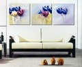 Modern Abstract Art Oil Painting STRETCHED READY TO HANG OPB67
