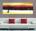 Modern Abstract Art Oil Painting STRETCHED READY TO HANG OPB694