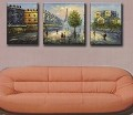 Modern Abstract Art Oil Painting STRETCHED READY TO HANG OPC658