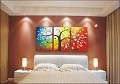 Modern Abstract Art Oil Painting STRETCHED READY TO HANG OPZ-3-38