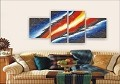 Modern Abstract Art Oil Painting STRETCHED READY TO HANG OPZ-4-36