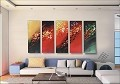 Modern Abstract Art Oil Painting STRETCHED READY TO HANG OPZ-5-1