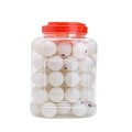 THY COLLECTIBLES 60-Pack 40mm Table Tennis Balls, Advanced Ping Pong Ball (White)