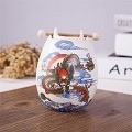 Feng Shui Zen Ceramic Essential Oil Burner Tea Light Holder Great For Home Decoration & Aromatherapy OLBA093