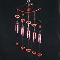 Gorgeous Decorative Acrylic & Aluminum Wind Chime