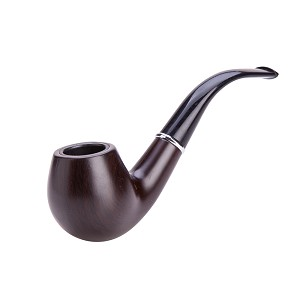Durable Elegant Wooden Smoking Tobacco Pipe TP5533