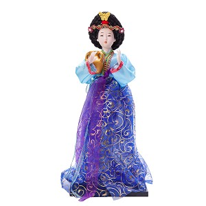 "13.4"" korean Beauty Oriental Doll DOL7509-D3"
