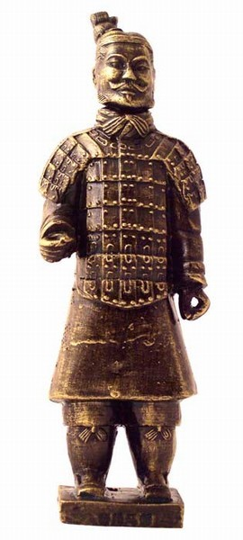 Famous Qin Dynasty Terracotta Warrior Reproduction D