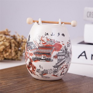 Feng Shui Zen Ceramic Essential Oil Burner Tea Light Holder Great For Home Decoration & Aromatherapy OLBA094