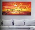 Modern Abstract Art Oil Painting STRETCHED READY TO HANG OPB714