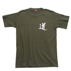 "Chinese Culture T-shirt ""Tao"" (green)"