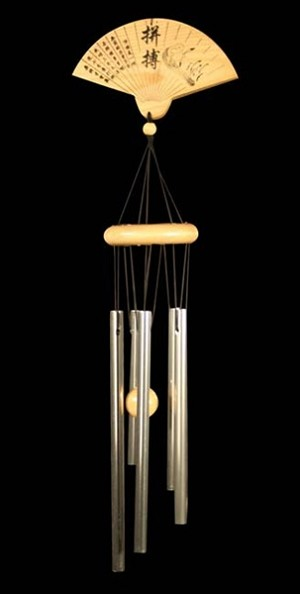 Aluminum Feng Shui Wind Chime WIN070