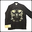 Traditional Chinese Embroidered Silk Kung-Fu Jacket
