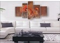 Modern Abstract Art Oil Painting STRETCHED READY TO HANG OPZ-5-6
