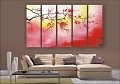 Modern Abstract Art Oil Painting STRETCHED READY TO HANG OPZ-5-8