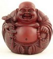 Hong Tze Collection-Ball Shape Happy Sitting Buddha SM