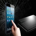 iPad Mini Screen Protector, Tempered Glass, for Apple iPad Mini 1/2/3,9H Hardness