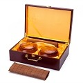 Collectible Wei Qi Go Game Set Melamine Single Convex Stones and Wild Jujube Bowls Elegant Wooden Storage Case