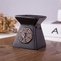 Feng Shui Zen Ceramic Essential Oil Burner Tea Light Holder Great For Home Decoration & Aromatherapy OLBA102